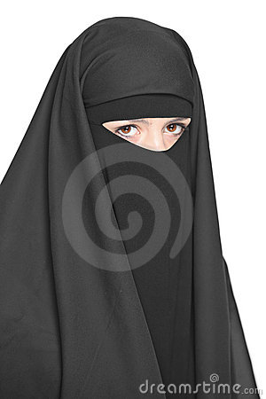 Free A Veiled Woman Stock Photo - 11726660