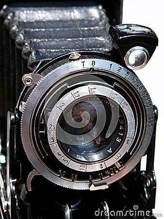 Free A Vintage Camera Royalty Free Stock Image - 3664776