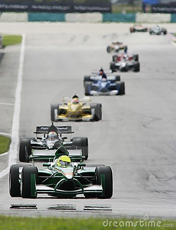 Free A1 Grand Prix Royalty Free Stock Images - 367519