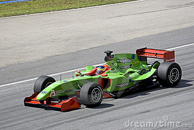 A1GP - Team Portugal Editorial Image