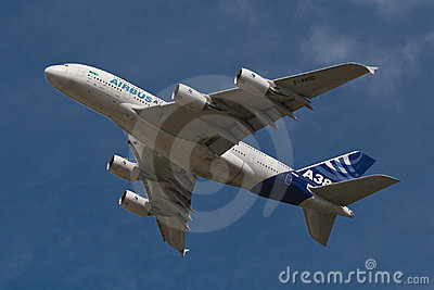 A380 Editorial Image