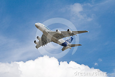 A380 Editorial Stock Image