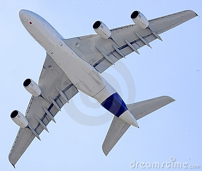 A380 in Moscow 3