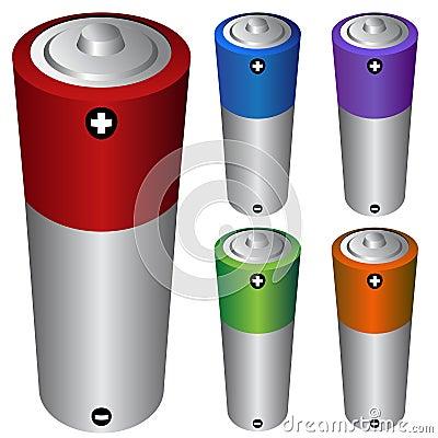 AA / AAA Battery