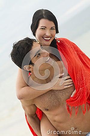 Aantrekkelijk paar