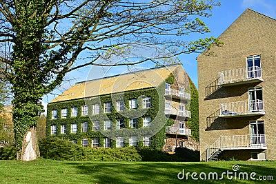 Aarhus University Campus Stock Photo Image 68541802