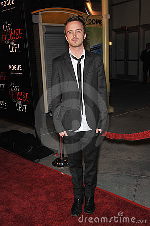 Aaron Paul Editorial Image