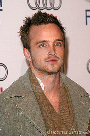 Aaron Paul Editorial Photography