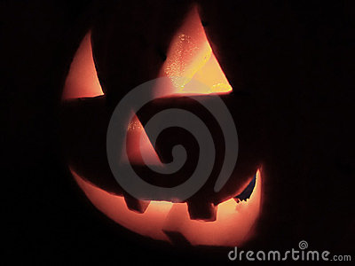 Abóbora de Halloween