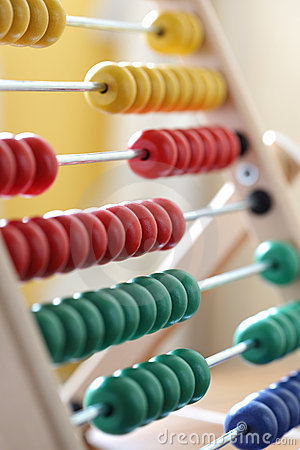 Free Abacus Stock Photos - 13348093