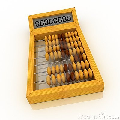 Abacus-calculator