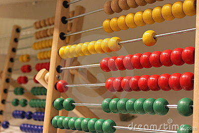 Children abacus