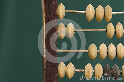 Abacus fragment