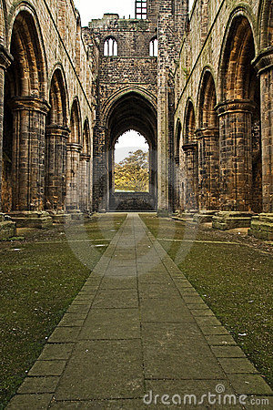 Abadía de Leeds Kirkstall