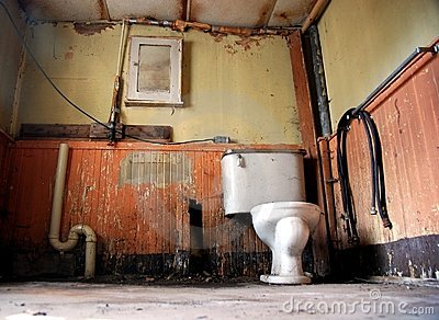Abandon Bathroom