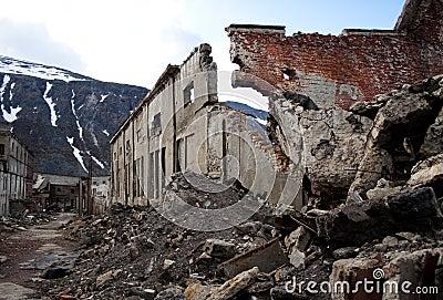 Abandon factory