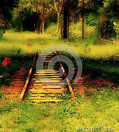 Abandon Railway