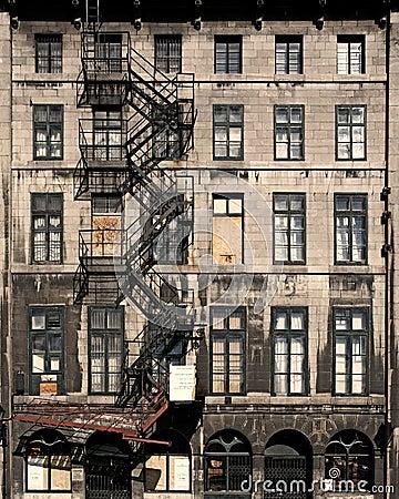 Free Abandoned Building Stock Photo - 10481020