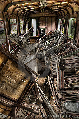 Free Abandoned Carriage Stock Photos - 1058483