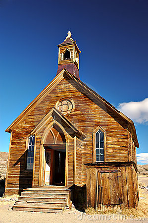 Free Abandoned Church Royalty Free Stock Photography - 1527447