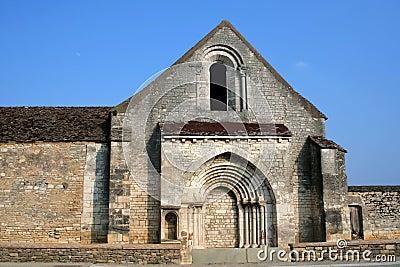 Abandoned Church in Bourgogne
