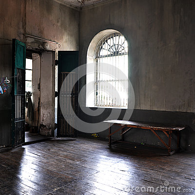 Free Abandoned Empty Room Royalty Free Stock Images - 29233109