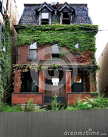 Free Abandoned House Stock Images - 1251894