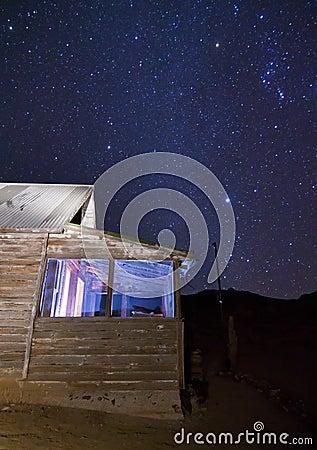 Abandoned House Stars