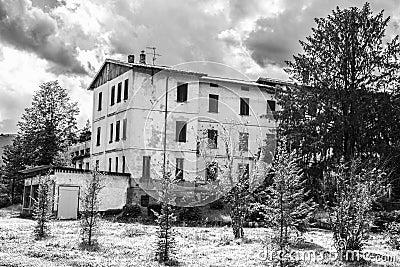 Abandoned Institute