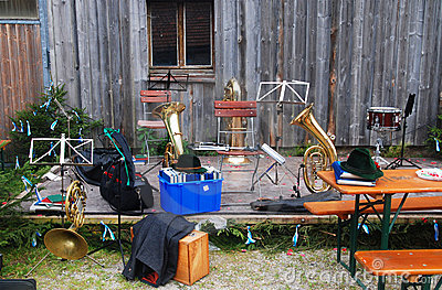 Abandoned Instruments