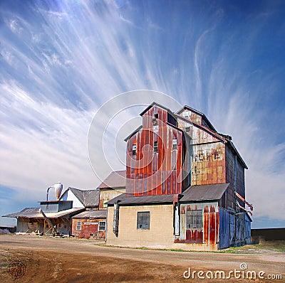 Free Abandoned Mill Stock Image - 2391371