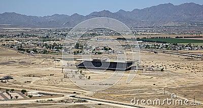 Abandoned Phoenix Trotting Park