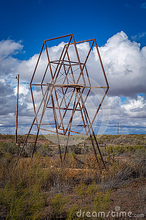 Abandoned Places Stock Photo Image 62464322