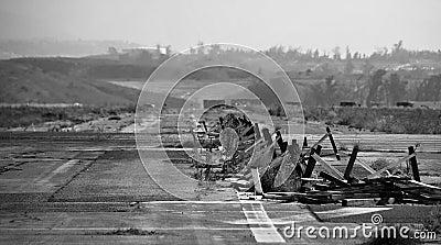 Abandoned Runway