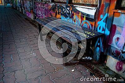 Abandoned seat