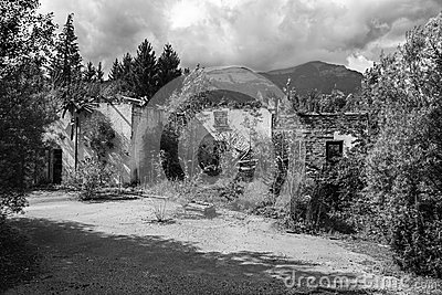 Abandoned Sports Center