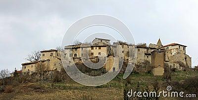 Abandoned village - Lazio
