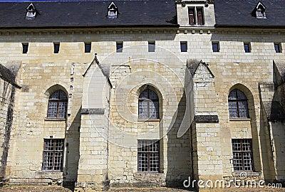 Abbaye de Fontevraud, Val de Loire, France