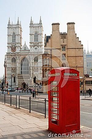 Abbaye de Westminster. Londres, Angleterre