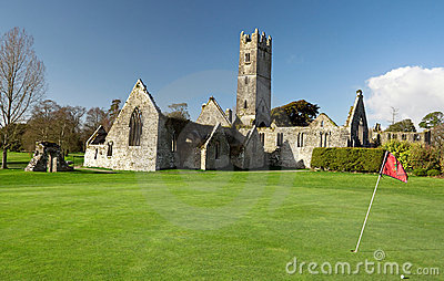 Abbey of Adare golf club
