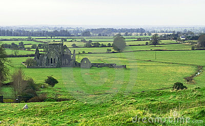 Abbey in Cashel