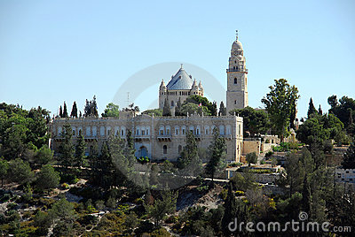 Abbey of the Dormition ,Jerusalem