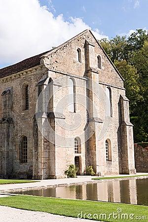 Abbey at Fontenay
