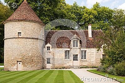 The Abbey at Fontenay