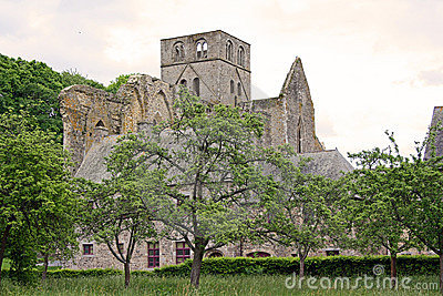 Abbey of Hambye (France)