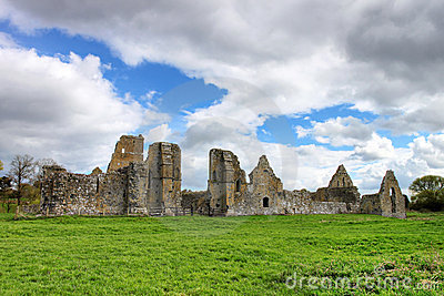 Abbey in Ireland.