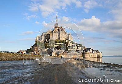 Abbey Mont Saint-Michel