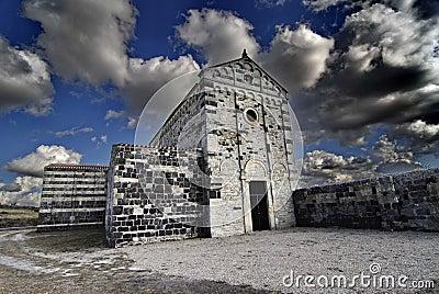 Abbey in Sardinia