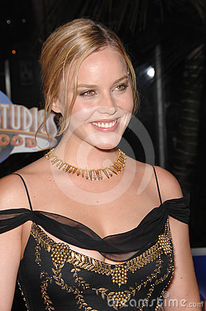 Abbie Cornish Editorial Stock Image