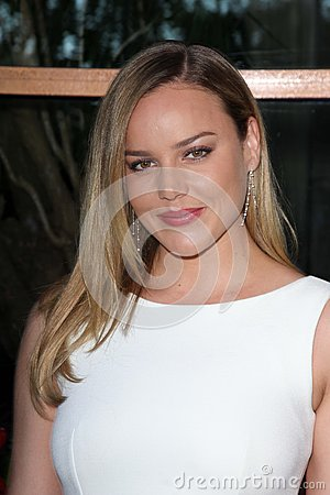 Abbie Cornish at the Australians in Film 8th Annual Breakthrough Awards, Hotel Intercontinental, Century City, CA 06-27-12 Editorial Stock Photo